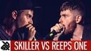 SKILLER vs REEPS ONE Fantasy Rematch World Beatbox Camp