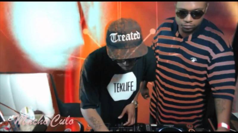 DJ Rashad x DJ Spinn 70min mix on Mucho Culo