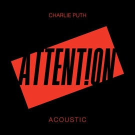Charlie Puth альбом Attention