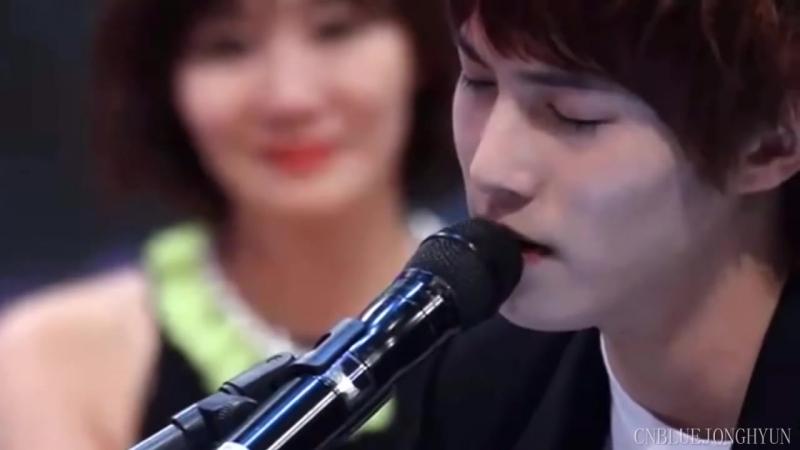 120821 Lee Jong Hyun CNBLUE - illa illa @STRONG HEART