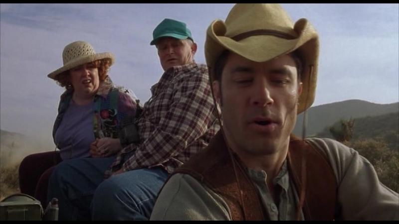 Дрожь земли 3: Возвращение чудовищ (2001)