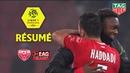 Лига 1. 16 тур. Дижон - Генгам Обзор матча