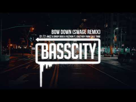 PKCZ® Snoop Dogg Yultron - BOW DOWN ft. CRAZYBOY from EXILE TRIBE (SWAGE Remix)