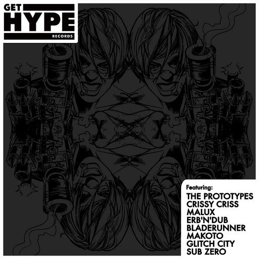 The Prototypes альбом Get Hype Remixed, Pt. 1