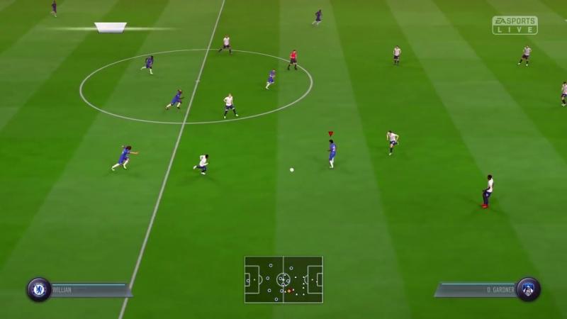 [LOKIϟPLAY] FIFA 19 КАРЬЕРА ЗА ЧЕЛСИ ★  5  - ТЕНЕВОЙ ЛИДЕР   Carabao Cup