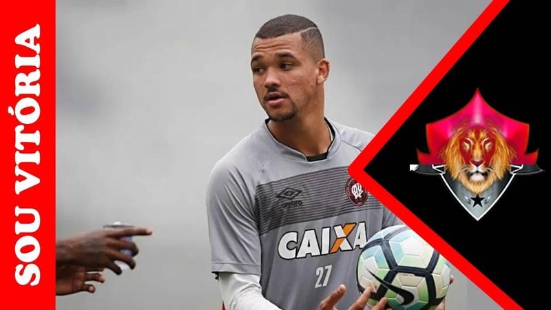 Vitória contrata zagueiro do Athletico Paranaense