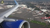 FAST &amp FURIOUS Hot and high A321 Takeoff-Run from Mexico City, Interjet AirClips