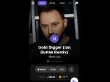 Mario Joy - Gold Digger (Ian Burlak remix)