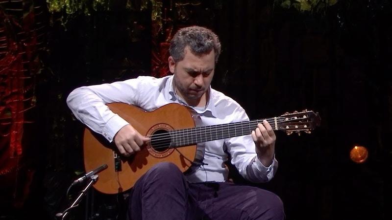 João Rabello | Consolação / Canto de Ossanha (Baden Powell e V. de Moraes) | Instrumental Sesc