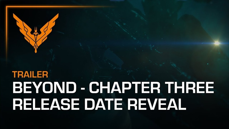 Elite Dangerous Beyond - Chapter Three Release Date Announcement