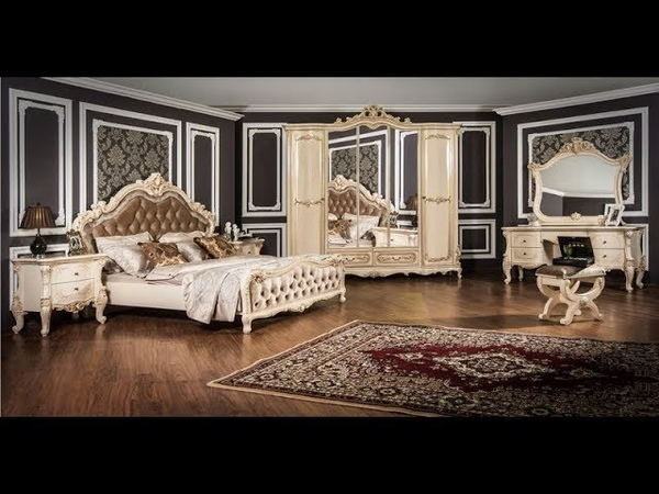Самый крутой спальный гарнитур. Спальня Роселла- спальня в стиле классика