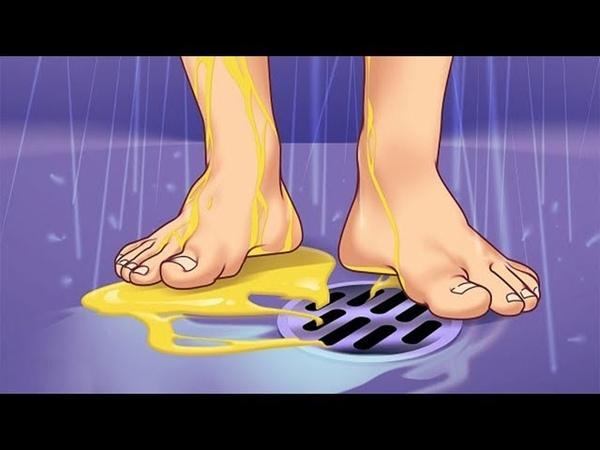 Duşta İdrar Yaparsak Bakın Ne Oluyor ? Aslında İyi Olan 8 Kötü Alışkanlık