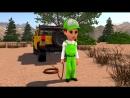 Новый мультфильм про Винтика. Новый план шефа, нужно отдать все золото. Мультики для детей