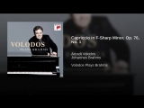 Capriccio in F-Sharp Minor, Op. 76, No. 1