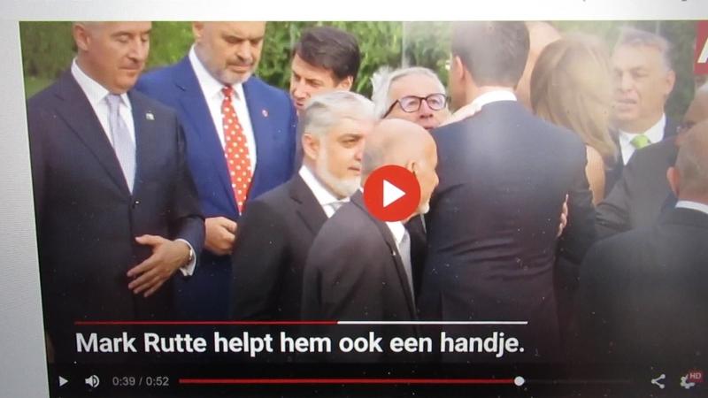 Wat is er aan de hand met Juncker