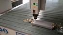 Tigertec фрезерный станок с ЧПУ обработка стеклопластика
