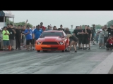 BoostedGT new small tire car vs Donkay at the dirty south no prep