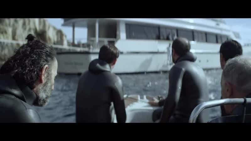 Шевалье Chevalier 2015 драма комедия Греция