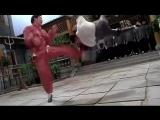 Джет Ли | Боевая сцена из фильма «Кулак легенды», 1994