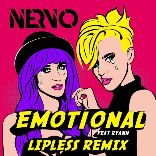NERVO альбом Emotional (Lipless Remix)