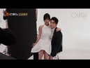 [Meteor Garden 2018] Dylan Wang x Shen Yue - behind the scene and photoshoot