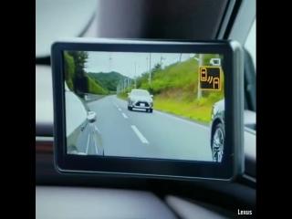 Современные технологии от Lexus