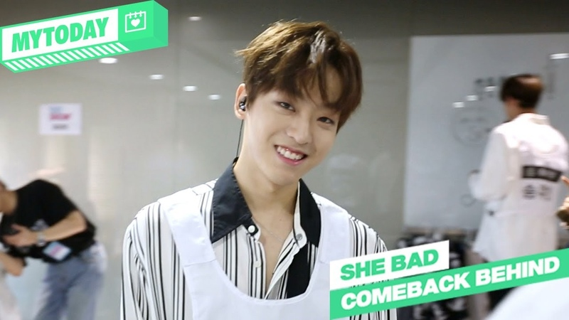 MYTEEN SHOW EP.84 - MYTODAY : 'SHE BAD' Comeback Behind 3