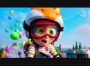 Второй русский трейлер мультфильма «Волшебный парк Джун»
