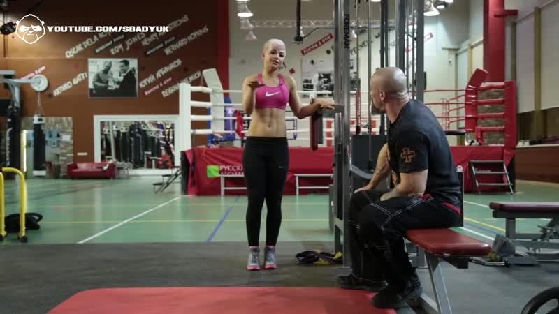 Тренировка для девушек • Часть 1 • Ноги и попа