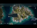 Polygon Assassin's Creed Odyssey 4K GAMEPLAY Naval Combat Dialogue Choices Multiple Characters
