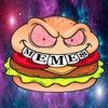 Бутерброд с мемом