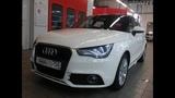 Audi A1 установка бесключевого модуля запуска