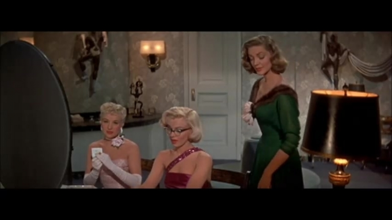 Pola (How to Marry a Millionaire, 1953)