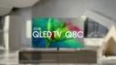 Samsung QLED TV 2018 Q8C 4K UHD HDR Curved TV
