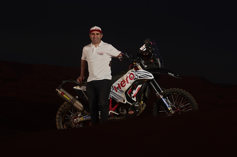 Команда Hero Motosports подписала Паоло Гонсалвеша