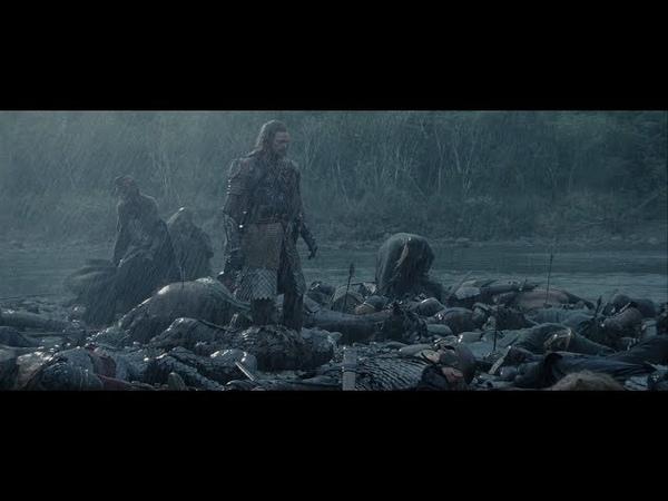 Эомер находит сына короля. Изгнание Эомера из Рохана. HD