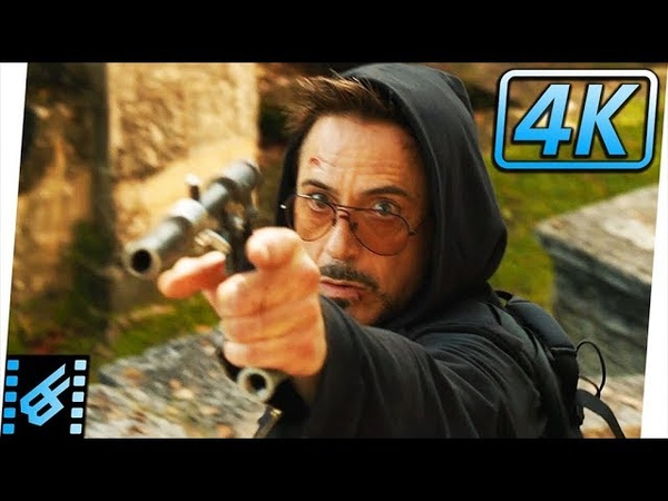 Tony Stark Infiltrating the Mandarins Mansion | Iron Man 3 (2013) Movie Clip