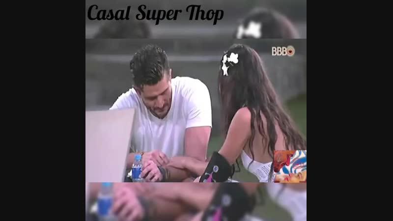 Casal Super Thop 🔥
