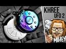 Khree UFO 2 Pod System. В два отверстия. 🎷🎻🎹🎸