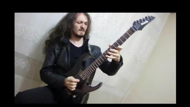 LiberTango on Electric Guitar _ İBRAHİM BİRDAL