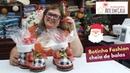 DIY - A Bota do Papai Noel fashion e cheia de Balas