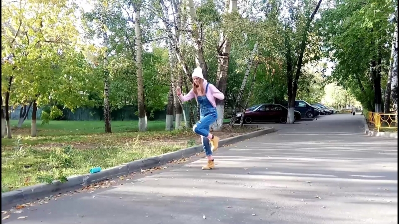 Shuffle dance Reutov