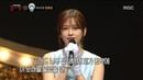 IZONE Yujin @ MBC Mystery Music Show: King of Mask Singer e181 181209