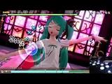 The World is Mine Project DIVA Future Tone DX HARD PERFECT