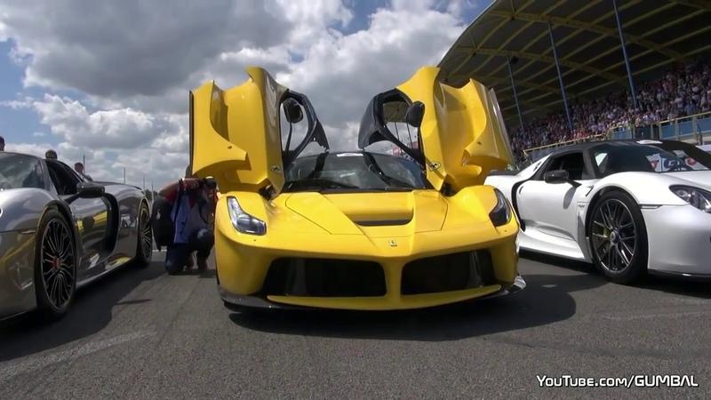 The Ferrari LaFerrari or just LaFerrari if you will - is the apogee of Ferrari's programme