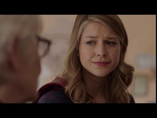 Supergirl - 3x18 Deleted Scene [Kara]