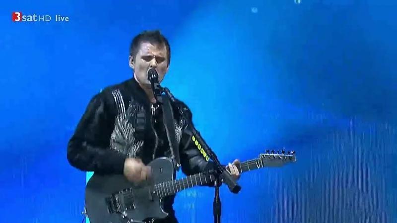 Muse - Hysteria ('18 Rock am Ring, Nurburg, Germany)