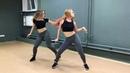 PINE GINGER DANCEHALL CHOREO by Polina Dubkova