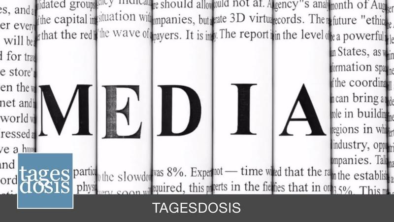 Tagesdosis 6 11 2018 Wenn Medien etwas ändern würden wären sie schon längst verboten