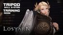 Lost Ark - Training Room (Summoner Skills) Tripod System - Final CBT - PC - F2P - KR